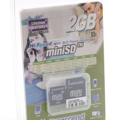 Transcend 80x 2GB (TS2GSDM)