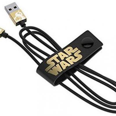 Tribe Tribe CMR23008 Gwiezdne Wojny micro USB 120 cm BB-8 CMR23008
