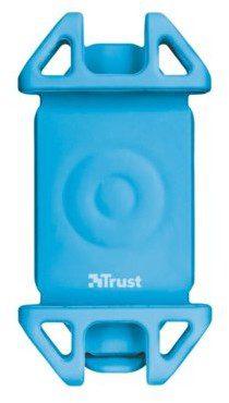 Trust Bari Flexible Uchwyt na telefon do roweru niebieski (22493)