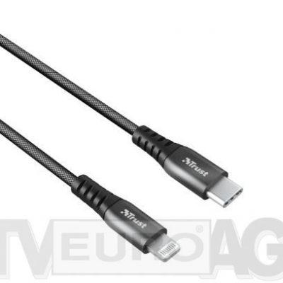 Trust Keyla Extra-Strong USB-C Lightning 1m |