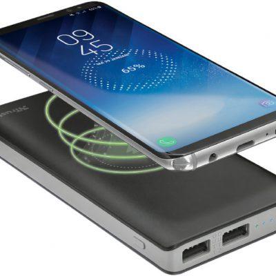 Trust Primo Wireless Charging 8000mAh Czarny