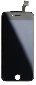 "TS Wyświetlacz LCD Dotyk Ekran Ramka Apple IPHONE 6 4,7"" CZARNY"