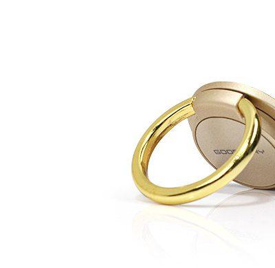 Uchwyt na palec Mercury Ring - złoty RGME000MERGGLD000