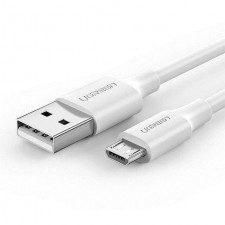UGREEN Kabel 60143 (Micro USB M - USB 3.0 M; 2m; kolor biały) 2_223286