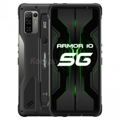 Ulefone Armor 10 5G 128GB Dual Sim Czarny