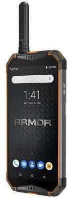 Ulefone Armor 3WT 64GB Dual Sim Czarno-pomarańczowy