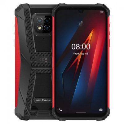 Ulefone Armor 8 Pro 128GB Dual Sim Czerwony