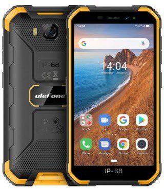 Ulefone Armor X6 16GB Czarno-pomarańczowy
