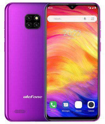 Ulefone Note 7 16GB Dual Sim Fioletowy
