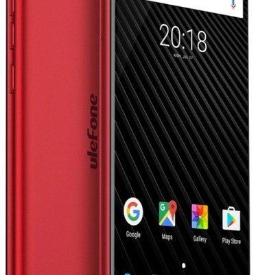 Ulefone T1 64GB Dual Sim Czerwony