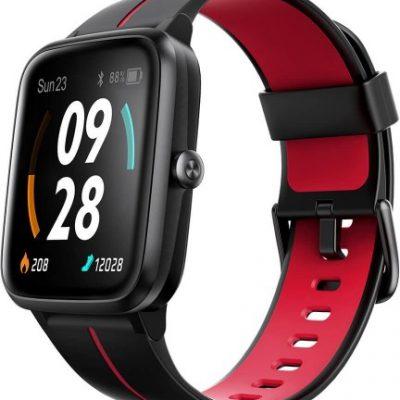 Ulefone Watch GPS Czarno-czerwony