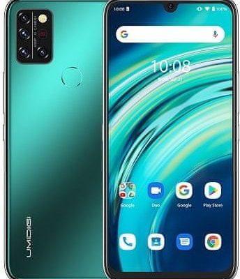 Umidigi A9 Pro 128GB Dual Sim Zielony