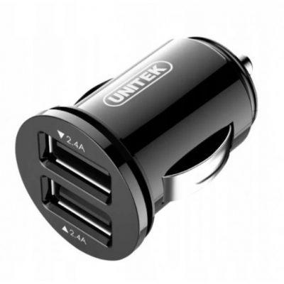 Unitek Ładowarka Samochodowa USB Y-P540