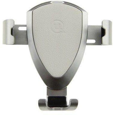 USAMS Uchwyt Fragrance Gravity ZJ29ZL02 do kratki wentylacyjnej srebrny