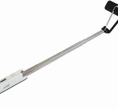 USAMS USAMS Selfie Stick M1 Mini 3,5 mm US-ZB052 czarny AJUSAWOUSA00239
