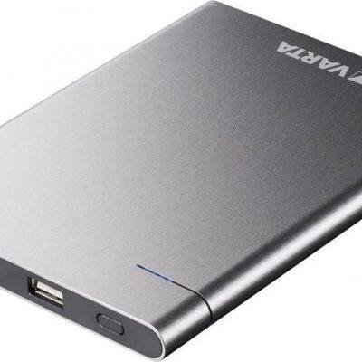 Varta Powerbank Portable Slim 12000mAh 57966101111