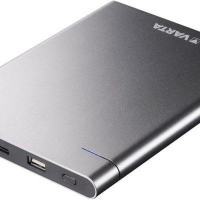 Varta Powerbank Portable Slim 57967101111 18000 mAh