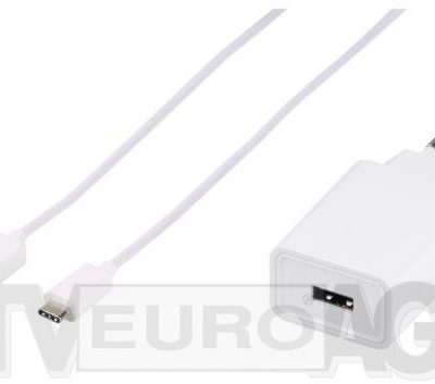 Vivanco Adaptive Charge 15W + kabel USB-C 62222