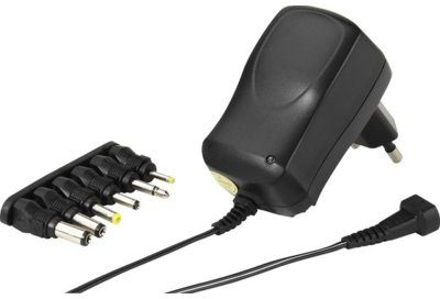 Vivanco Zestaw Universal AC/DC Power Adapter Rozłóż zakup na 10 rat Universal AC/DC Power Adapter