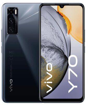 Vivo Y70 128GB Dual Sim Czarny