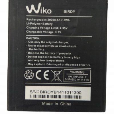 Wiko Bateria Birdy * 2000mAh 3.8V
