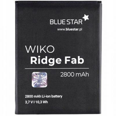 Wiko Bateria Do Ridge Fab 2800 Mah Blue Star