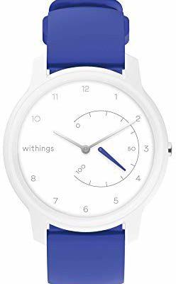 Withings Move  zegarek fitness  mierzy kroki, spalone kalorie i sen  wodoszczelny z łącznością GPS i chronografami  synchronizacja Bluetooth dla iPhone i Android