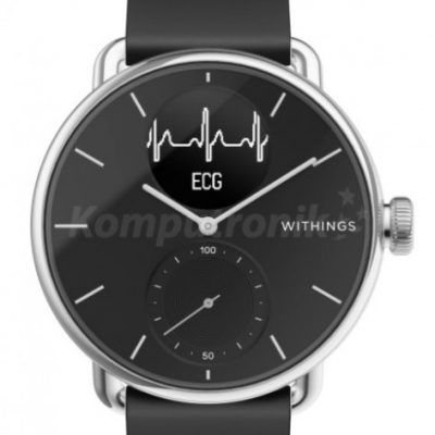 Withings Scanwatch 38mm Czarny