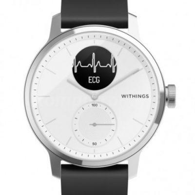Withings Scanwatch 42mm Biały