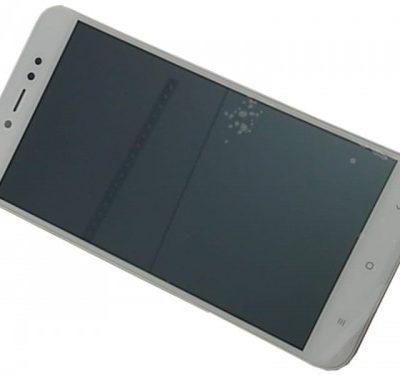 Wyświetlacz i dotyk Xiaomi Note 5A MTK biały LCD Xiaomi Note 5A MTK biały AAAAA HQ