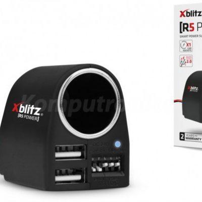 Xblitz Zasilacz samochodowy Xblitz R5 Power