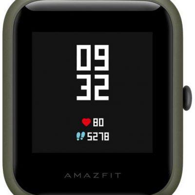 Xiaomi Amazfit BIP Huami czarno-zielony