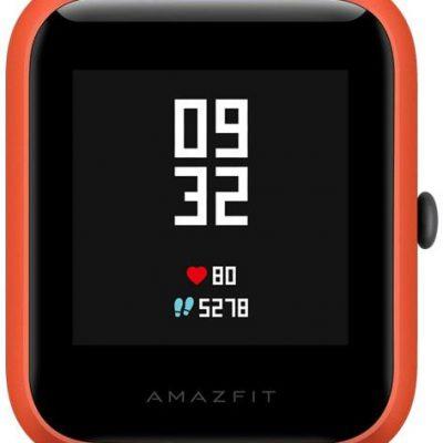 Xiaomi Amazfit BIP Huami  Czerwony