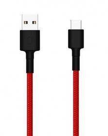 Xiaomi Kabel Mi USB/USB-C 1m 18863) Czerwony