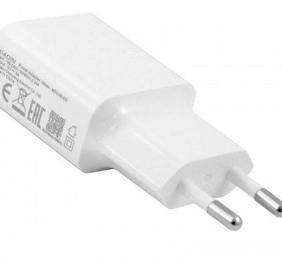Xiaomi Ładowarka sieciowa adapter Xiaomi 2A MDY-08-EO Biała A647-942EE_20190225133412