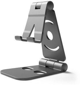 Xiaomi LEEHUR Universal Adjustable Phone Stand Desk Foldable Mobile Phone Holder for Iphone