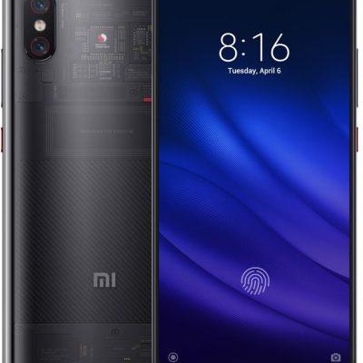 Xiaomi Mi 8 Pro 128GB Dual Sim Transparentny