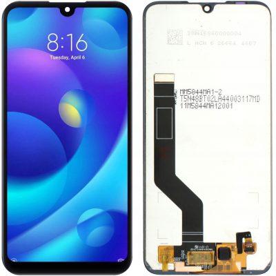 Xiaomi MI Play Wyświetlacz LCD Ekran Dotyk Czarny