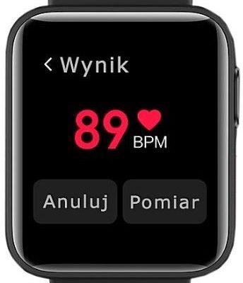 Xiaomi Mi Watch Lite Czarny