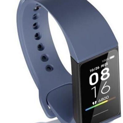 Xiaomi Opaska do Mi Smart Band 4C (Redmi Band) Blue