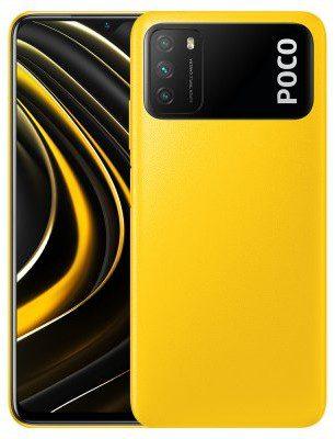 Xiaomi Poco M3 64GB Dual Sim Żółty