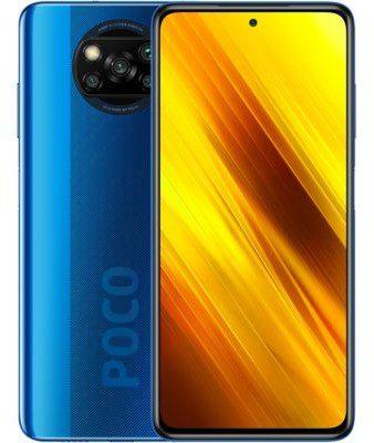 Xiaomi Poco X3 128GB Dual Sim Niebieski