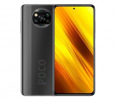 Xiaomi Poco X3 64GB Dual Sim Szary