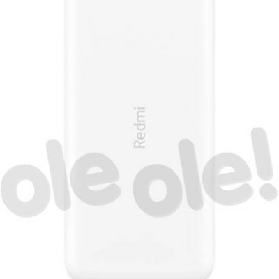 Xiaomi Redmi 18W Fast Charger Power Bank 20000 mAh