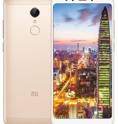 Xiaomi Redmi 5 16GB Dual Sim Złoty