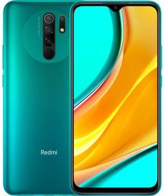 Xiaomi Redmi 9 64GB Dual Sim Zielony