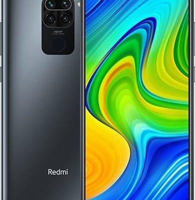 Xiaomi Redmi Note 9 128GB Dual Sim Czarny