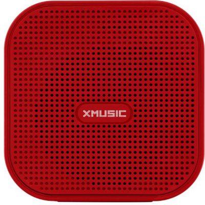XMUSIC BTS300R Czerwony