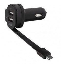 Xqisit Dual Micro USB/USB 6 A (20425)