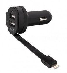 Xqisit Dual USB/Lightning 6 A (20426)